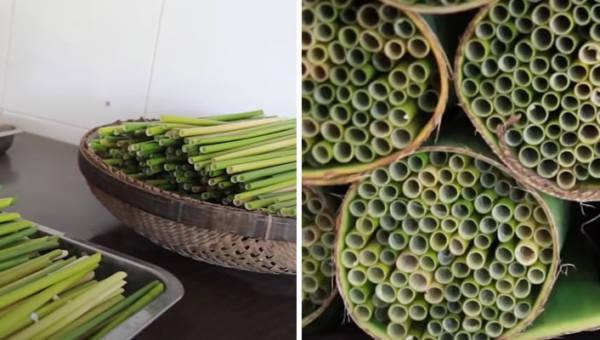 Roślinne słomki i opakowania z liści bananowca w walce z plastikiem. Eko pomysły z Azji