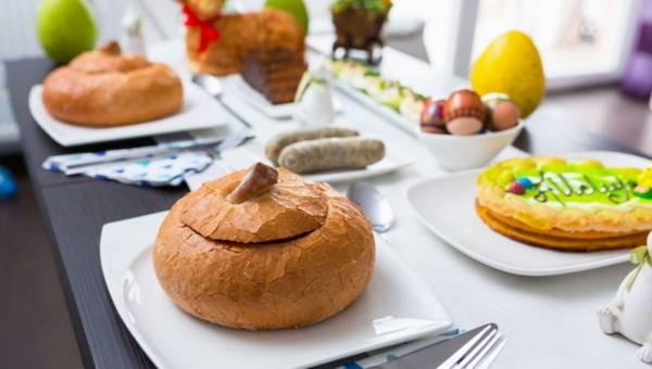 Tradycyjne potrawy wielkanocne – żurek, biała kiełbasa, jaja i nie tylko