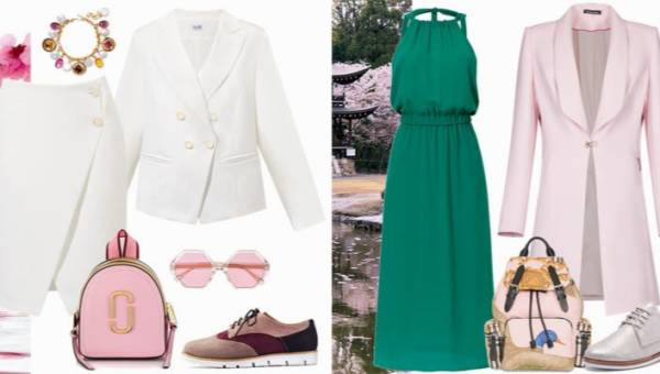 Outfity w stylu japońskim. Przenieś się do Kraju Kwitnącej Wiśni