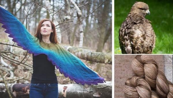 Ubrania inspirowane naturą – sztuka do noszenia tworzona przez parę artystów, którzy cenią piękno przyrody