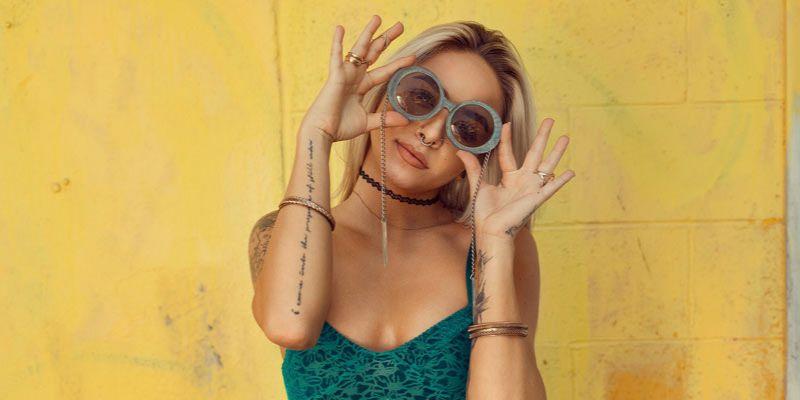 łańcuszki do okularów przeciwsłonecznych