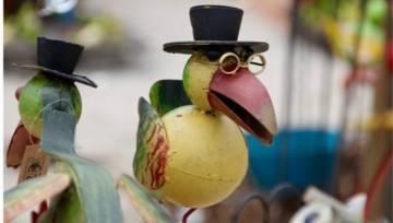 Ptaki jako motyw dekoracyjny – wnętrzarski hit nadchodzącego lata!