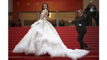 Cannes 2019: najpiękniejsze kreacje z czerwonego dywanu