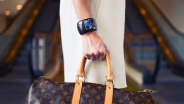 Torebka z ekranami Louis Vuitton – moda z przyszłości już tu jest!