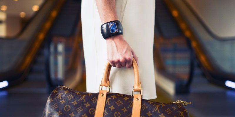 torebka z ekranami Louis Vuitton