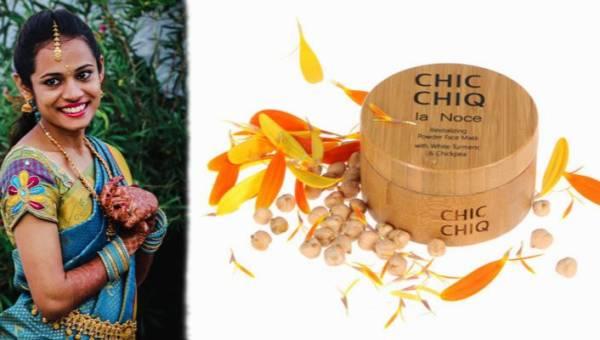 Co maseczka z kurkumą ma wspólnego z indyjską panną młodą?