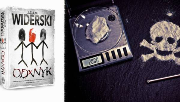 """Polecamy: """"Odwyk"""" – debiutancka powieść kryminalna Adama Widerskiego z łódzką scenerią w tle"""