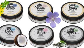 Nowości od Yope: naturalnie niezwykłe odżywcze masła do ciała w sześciu oszałamiających zapachach, które rozpieszczają zmysły!