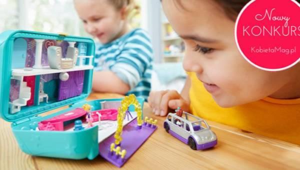 Ogłaszamy konkurs: Mały świat wielkich przygód laleczek Polly Pocket!