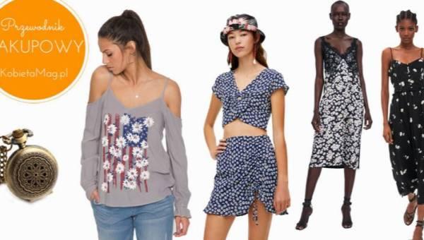 Przewodnik zakupowy: ubrania w stokrotki – jeden z najmodniejszych motywów tego lata