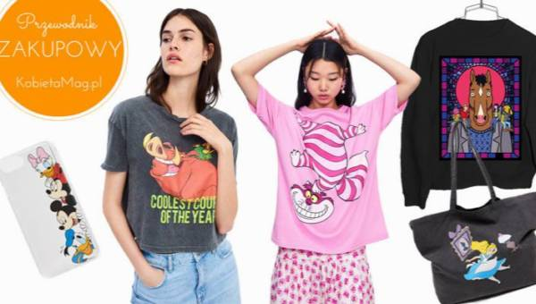 Przewodnik zakupowy: akcesoria i ubrania z kreskówkami z sieciówek i sklepów internetowych