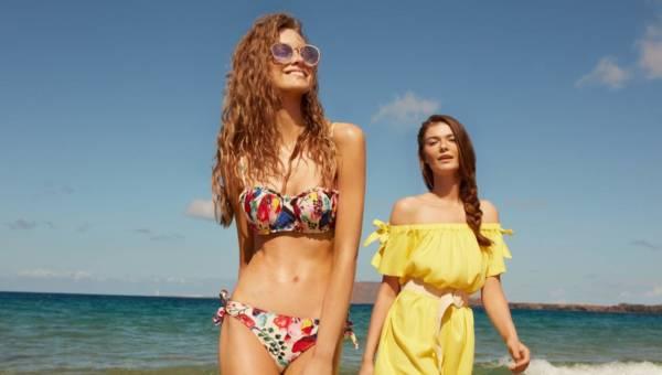 Stroje kąpielowe od Top Secret na lato 2019. Okryj się barwami i zostań królową piaszczystych plaż