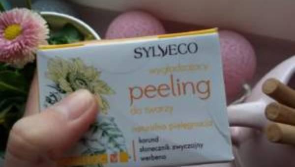Sylveco, Wygładzający peeling do twarzy