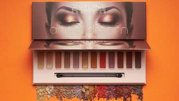 Przedstawiamy nową paletę do makijażu: Angel Dream od Eveline Cosmetics, która przeniesie Cię do świata gwiazd i stylowych cocktail party!