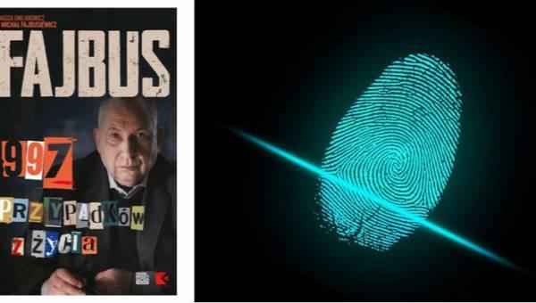 """Polecamy: """"Fajbus. 997 przypadków z życia"""". Poznaj zagadkowe zbrodnie sprzed lat i zabawne anegdoty z planu kultowego programu!"""