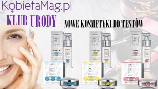 Klub Urody KobietaMag.pl zaprasza do letniego testowania kremów sferycznych i koncentratów z nowej serii Sphere-3D Skin od Floslek