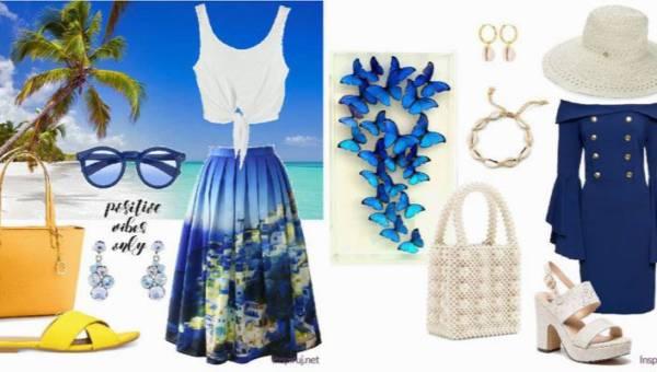 Lato, echże Ty! Stylizacje inspirowane morzem – w sam raz na oczekiwanie pierwszego dnia wakacji