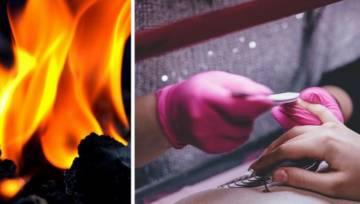 Paznokcie z płomieniami – gorący instatrend w sam raz na piekielne upały