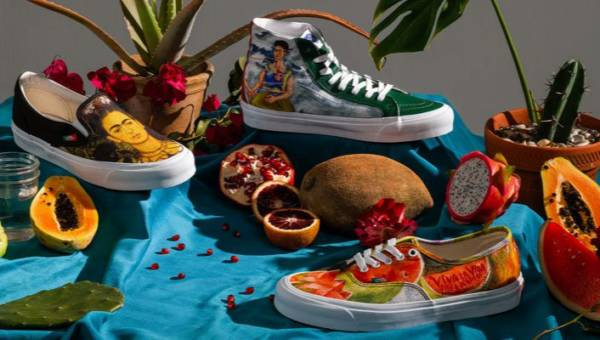 Vans i Frida Kahlo – zachwycająca i artystyczna kolaboracja w wydaniu sportowym