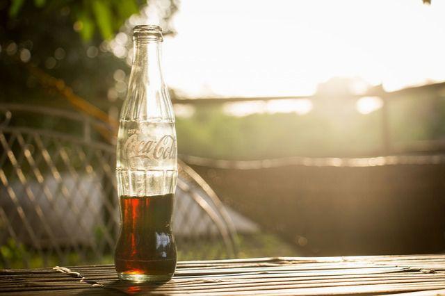 coca cola na zatrucie