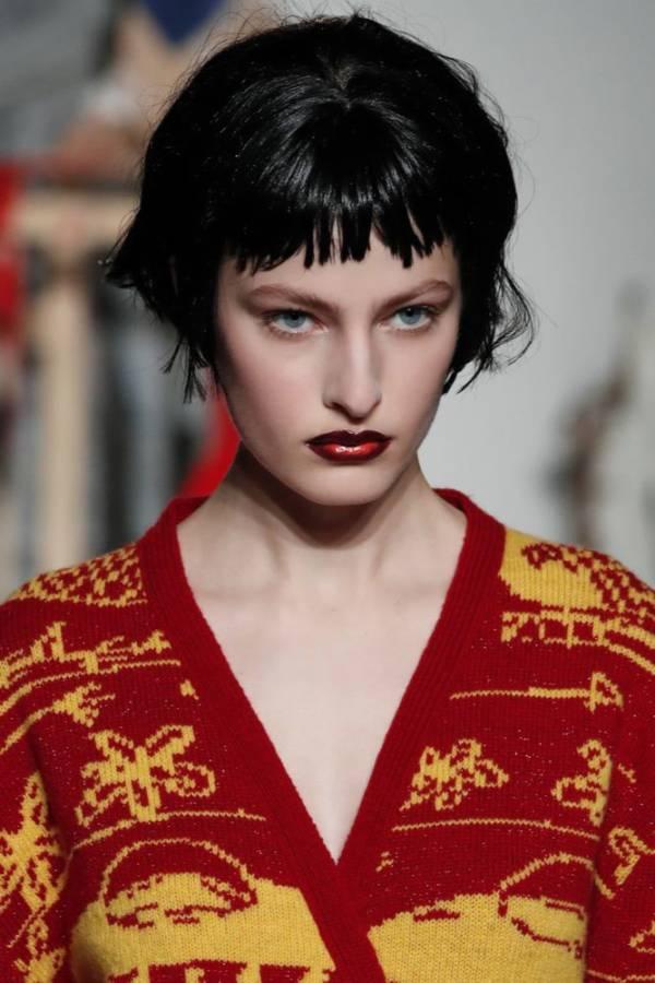 Krótkie Fryzury Na Lato 2019 Propozycje Z Pokazów Mody