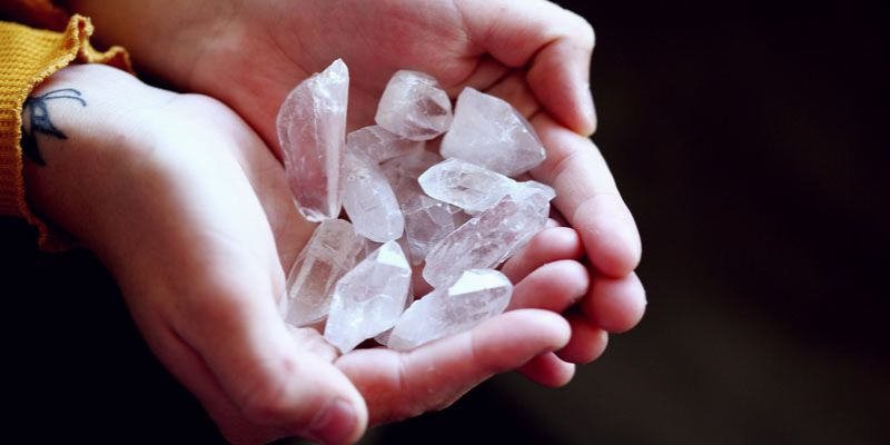 moc kryształów