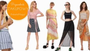 Przewodnik zakupowy: modne spódnice na lato do 100 złotych