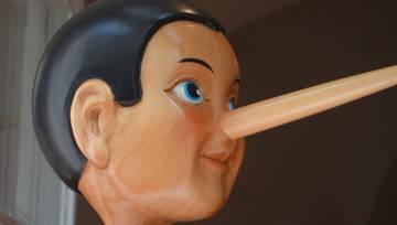 """Znaki zodiaku które są kłamcami. Sprawdź, kto ma najdłuższy """"niewidzialny nos""""!"""
