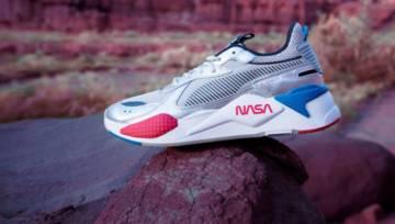 Kolaboracja: Puma i Nasa. Efekt? Buty, których nie powstydziliby się nawet najbardziej wytworni astronauci!
