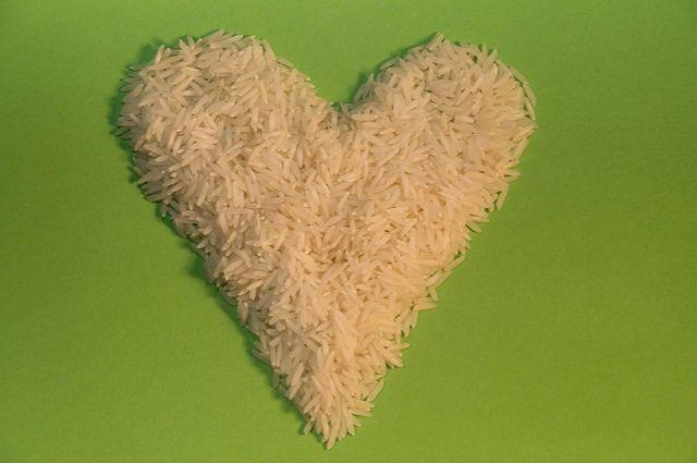 Domowe sposoby na zatrucie_ryż na biegunkę