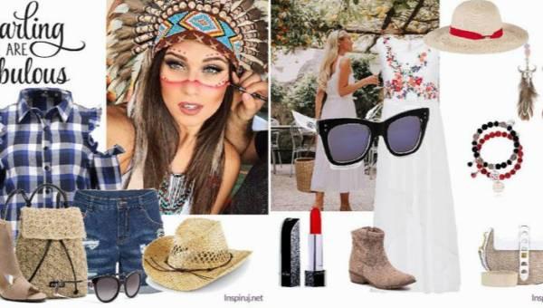 Letni festiwal w zasięgu ręki – stylizacje, które podkręcą twój imprezowy look