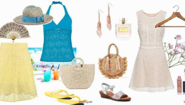 Ażurowe stylizacje w sierpniowym duchu – dla romantyczek i nie tylko