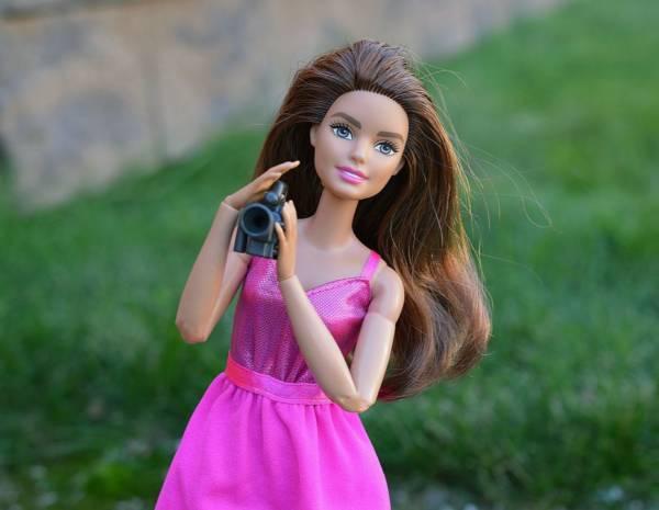 Znane Barbie