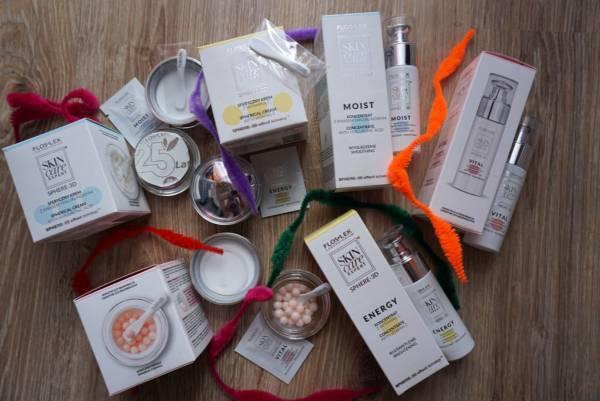 testy kosmetyków Floslek