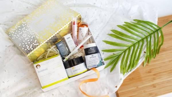 Goldenbox No. 14 – moc natury w luksusowym pudełku