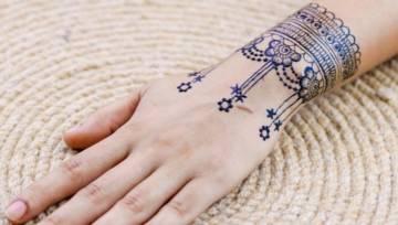 Tatuaż bransoletka – nowy, uroczy trend w ozdabianiu ciała