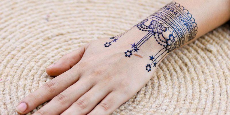 Tatuaż Bransoletka Nowy Uroczy Trend W Ozdabianiu Ciała