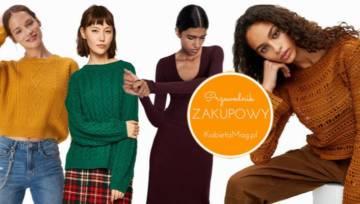 Przewodnik zakupowy: modne swetry na jesień 2019 do 100 złotych