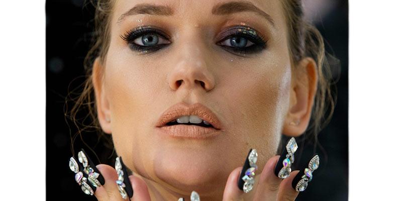 Manicure z New York Fashion Week