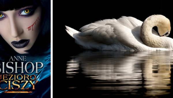 """Polecamy """"Jezioro ciszy"""" – nową powieść Anny Bishop, która niczym alchemik precyzyjnie łączy pierwiastki grozy i humoru!"""