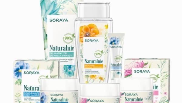 Nowości od Soraya – nowa linia kosmetyków Naturalnie
