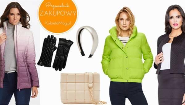 Przewodnik zakupowy: pikowane ubrania i akcesoria – topowy mikrotrend tej jesieni!