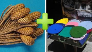 Pleciony beret –  gorący trend, idealny na początek złotej jesieni