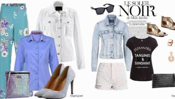 Dwa pomysły na jeansową kurtkę – elegancko i streetowo
