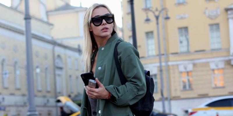 stylizacje Milan Fashion Week 2019