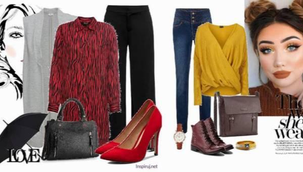 Studencki outfit – dwie różne odsłony jesiennych stylizacji