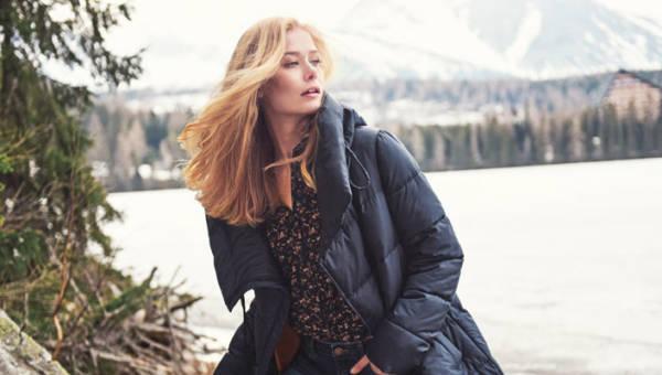 Kolekcja VOLCANO jesień zima 2019/2020 w kolorach natury. Projektanci uchwycili surowe piękno uśpionych zimnem gór!
