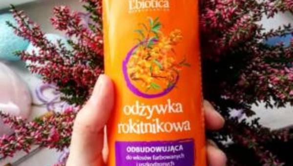 L'biotica, Rokitnikowa odżywka do włosów