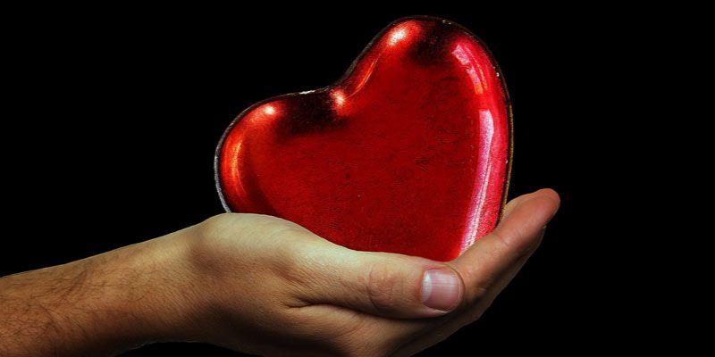 ciepłe serce