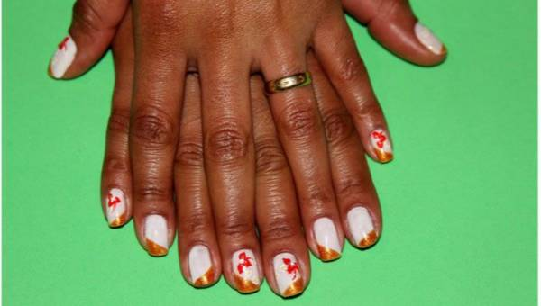 Side tip nails – nowy trend w manicure, który już jest hitem na Instagramie!
